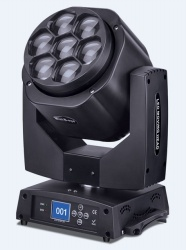 Mini Bee Eye Moving Head (7x15W 4IN1 Zoom)