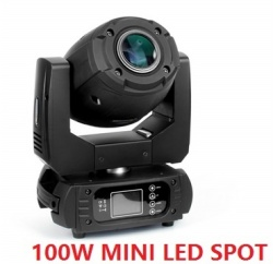 Mini LED Spot Moving Head 100W