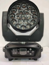 LED WASH Moving Head 19x30W 4IN1 Pixel