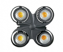 Outdoor 4x100w LED COB Audience Light
